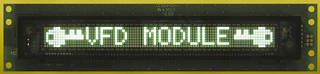 VFD graphics modules (dot matrix), Samsung, Giant Supplier